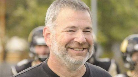 Wantagh High School teacher Bill Bogatz is honored