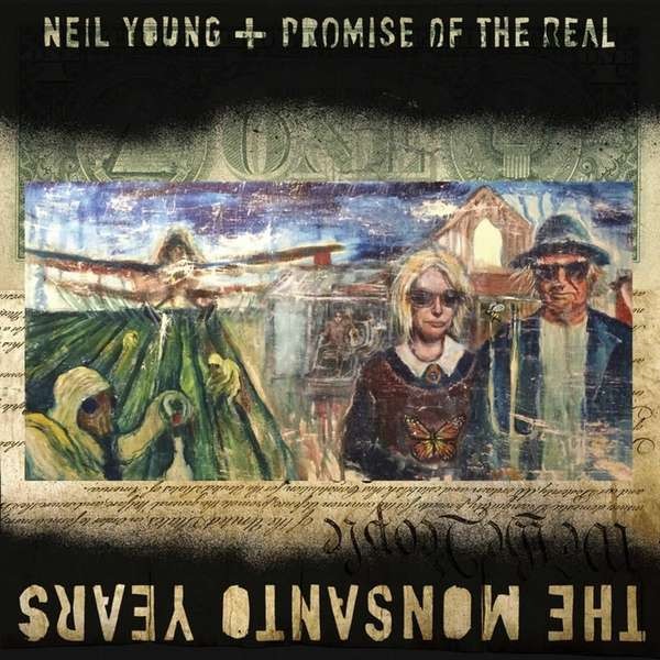 Neil Young's new album,