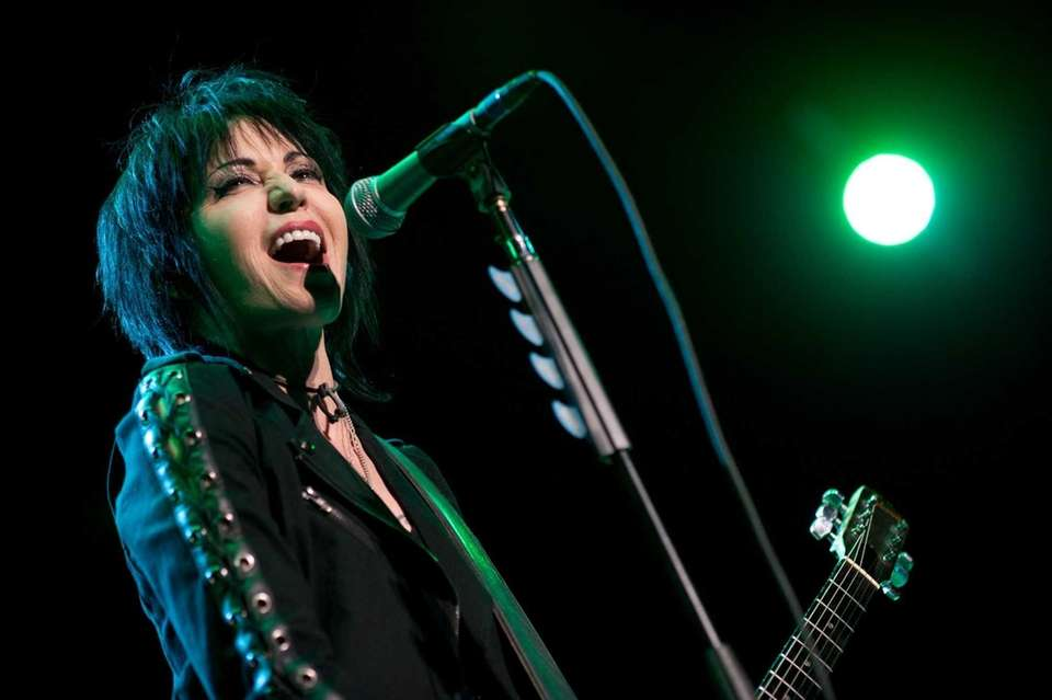 Long Island's own Joan Jett plays the Nassau