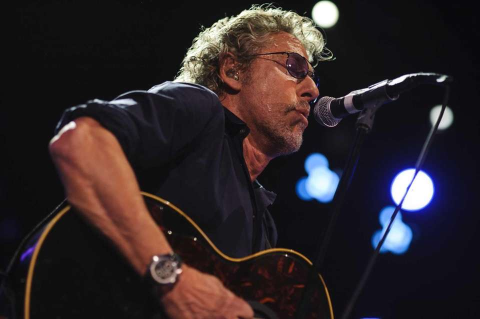 The Who took their 50th anniversary tour to