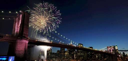 Macy's 4th of July Fireworks Spectacular airs live
