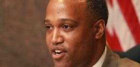 Suffolk County Legislature Presiding Officer DuWayne Gregory is