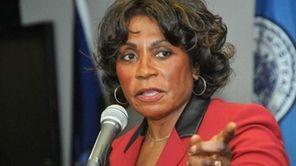 Deputy Speaker Earlene Hooper in 2014.