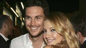 Actors Oliver Hudson and his sister, Kate Hudson,