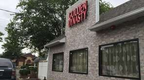 Golden Dynasty serves a traditional Chinese menu in