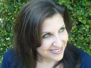 Lisa Glatt, author of