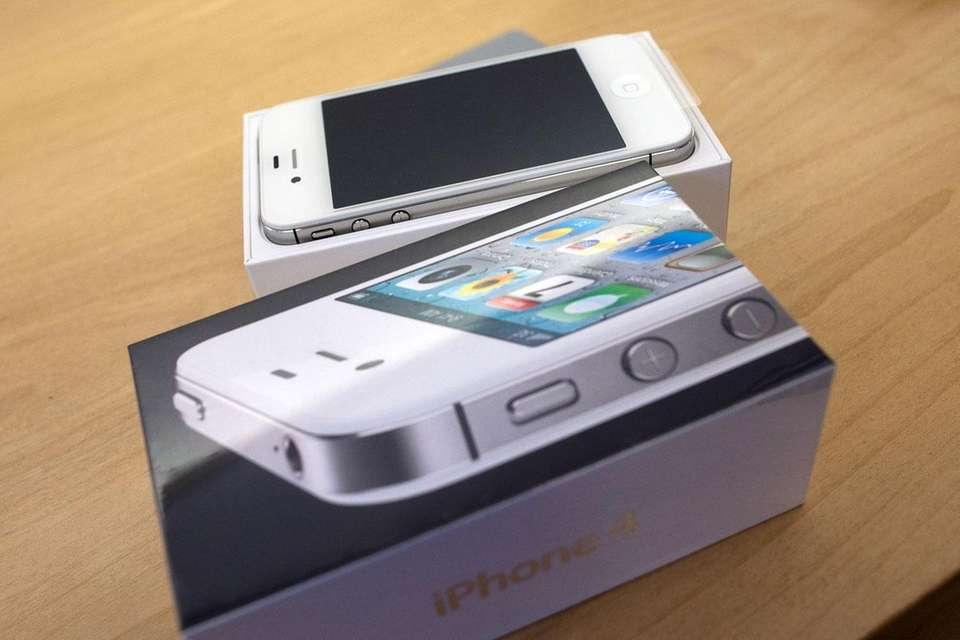 The iPhone 4 featured the first significant redesign