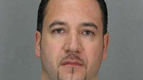 Alonso Mendez, 36, of Garden City, was arrested
