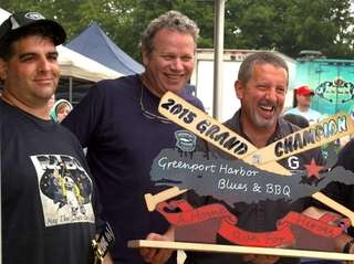 The Greenport Harbor Brewing Company held a two-day