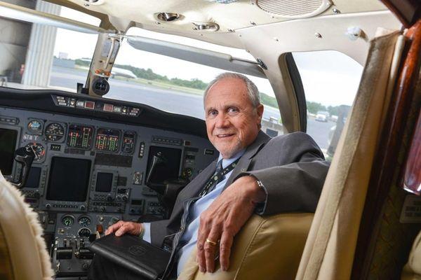 Paul Gretschel, 66, an aviation safety inspector, in