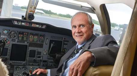 Paul Gretschel, 66, an aviation safety inspector, in