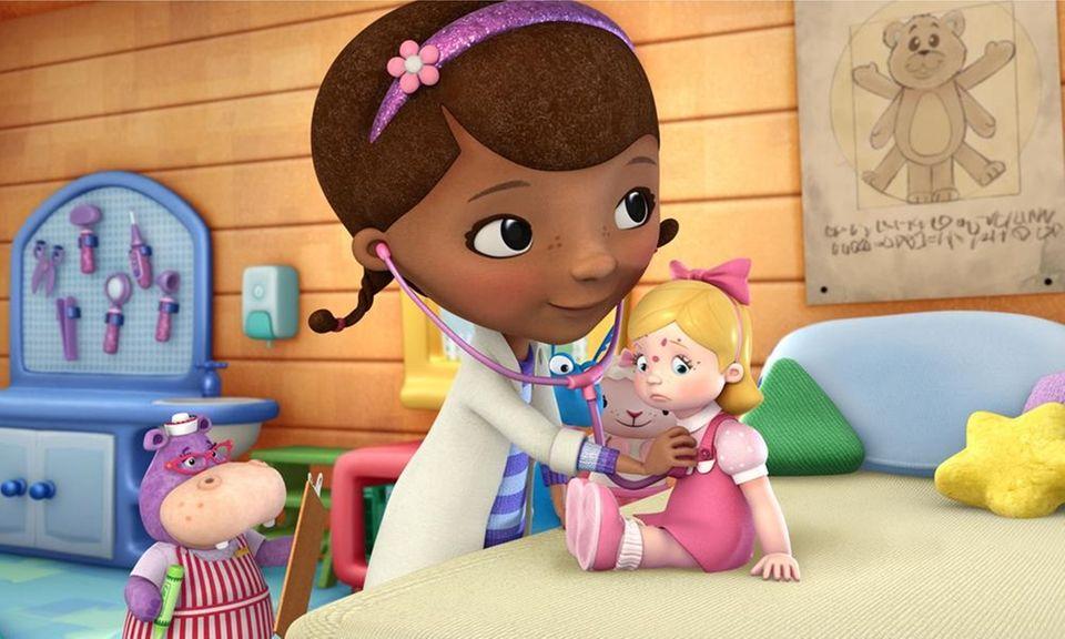 Doc's mom is named Myiesha (after Dr. Myiesha