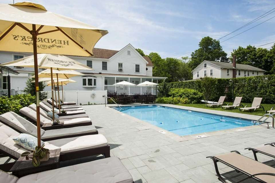 Highlights of the Shelter Island House: Shelter Island