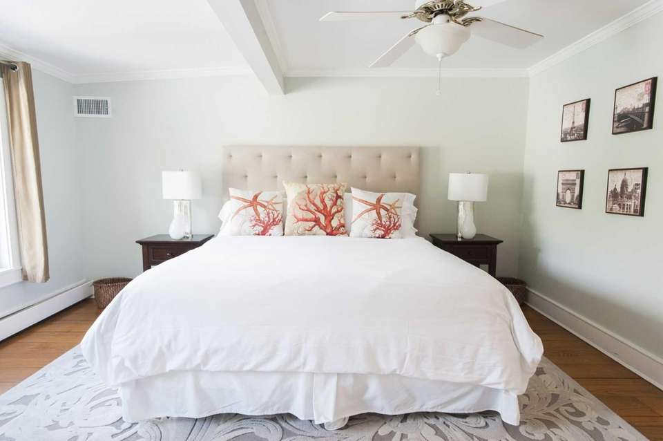The Shelter Island House inn has 10 rooms,