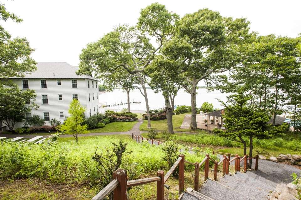 Pridwin Resort Hotel (81 Shore Rd., 631-749-0476, pridwin.com)