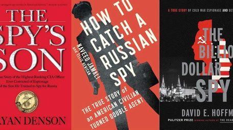 New nonfiction by Bryan Denson, Naveed Jamali and