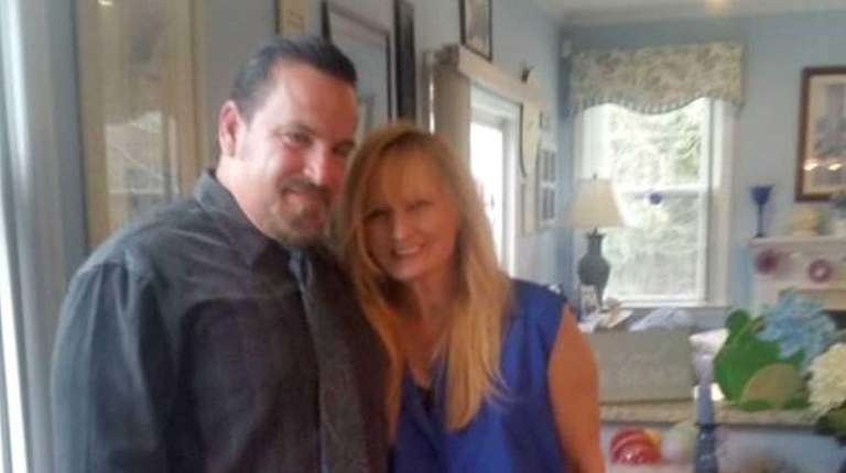 Craig and Carla Procida of West Islip, who