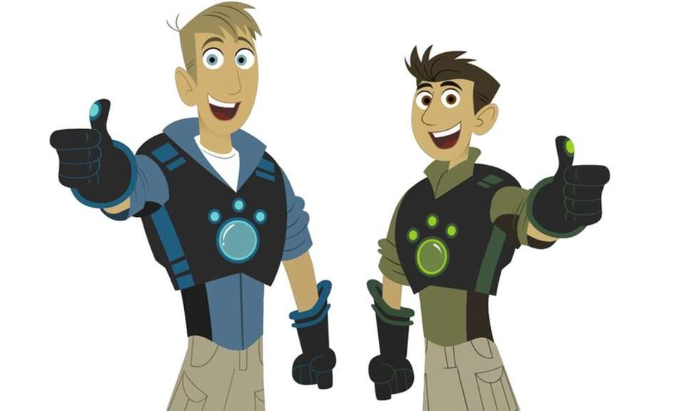 Martin and Chris Kratt of
