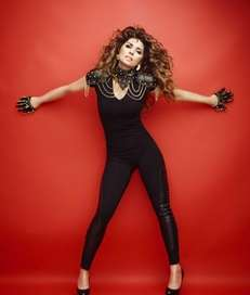 Shania Twain will be in concert at the