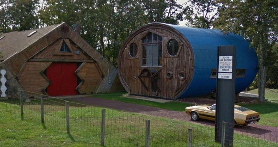Artist Nova Mihai Popa made his house a