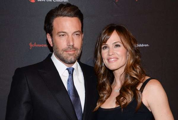 Ben Affleck and Jennifer Garner are getting divorced,