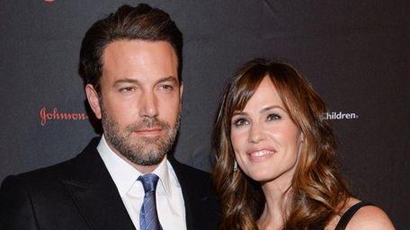 Ben Affleck and Jennifer Garner are getting divorced,