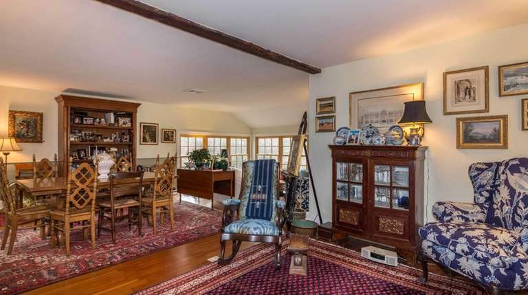 A home built in 1770 by a captain