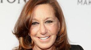 Donna Karan attends amfAR's Annual New York Honors