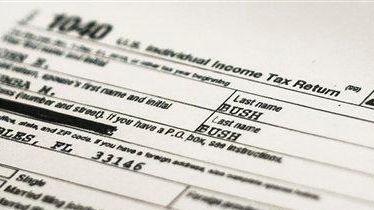 Republican presidential candidate Jeb Bush's 2013 federal income