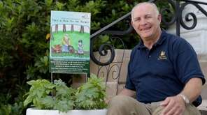 Marvin Makofsky, chief vegetable garden executive for Plant