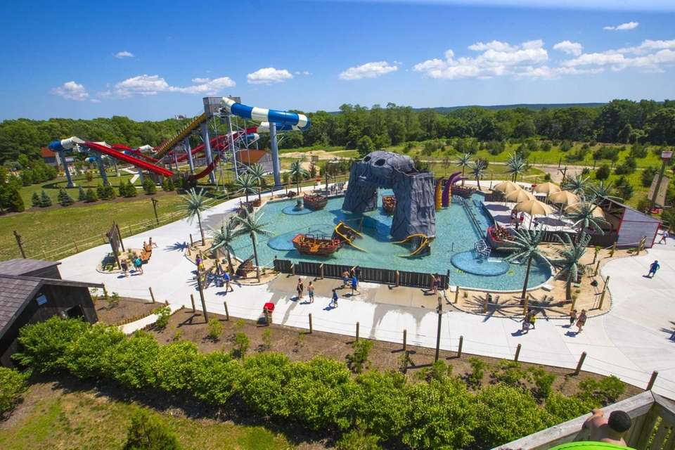 Splish Splash opened in May 1991. The water