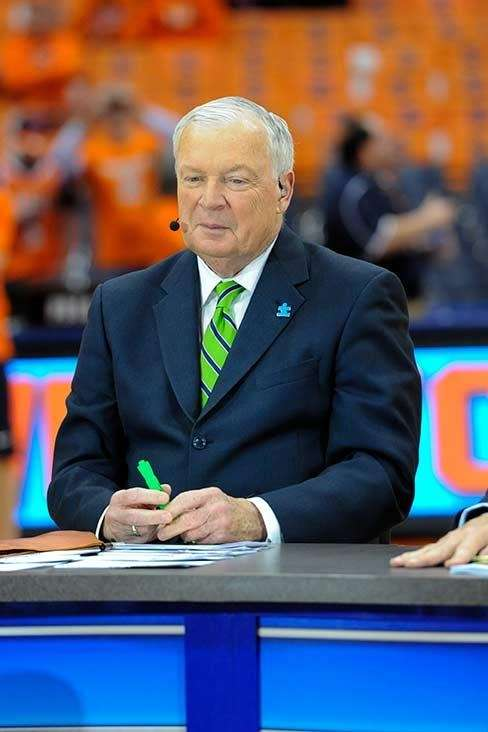Former Notre Dame basketball coach and college basketball