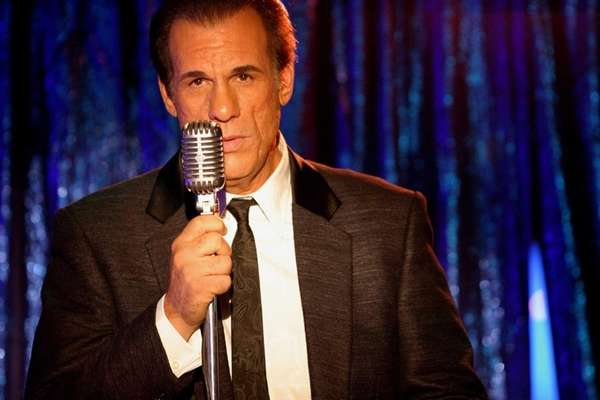 Robert Davi in a scene from