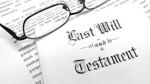 Your will and beneficiary designations determine what happens
