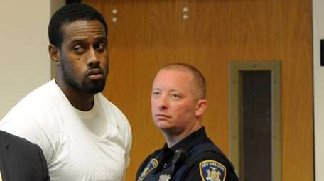 Brian Poole, 27, of Bellport, was arraigned in