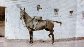 Booker T. Murray at 19 in South Carolina,
