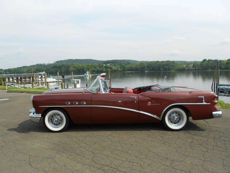This 1954 Buick Special convertible owned by Richard