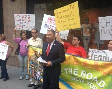 Phil Ramos said communities of color should boycott