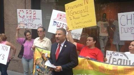 Phil Ramos said communities of color should boycott
