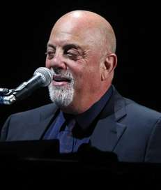 Billy Joel plays Madison Square Garden for the