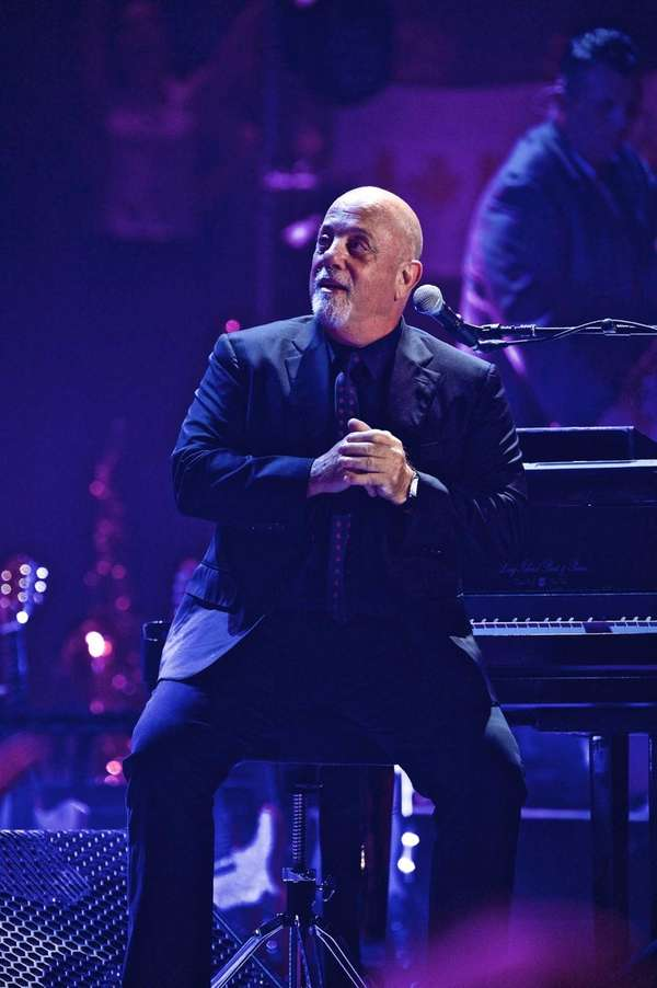 Billy Joel celebrates record 65th Madison Square Garden show Newsday