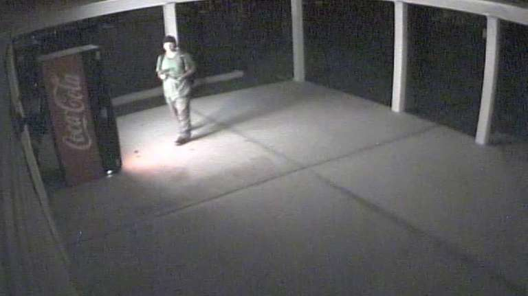 Nassau County police have released surveillance images of