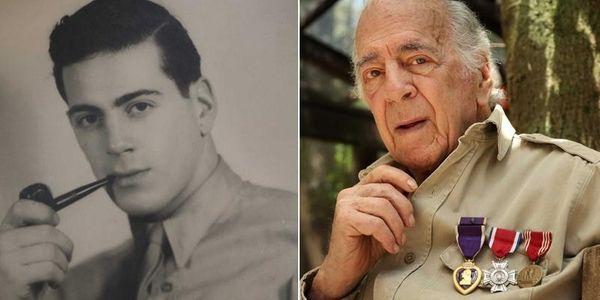 Walter Blum, World War II veteran from Great