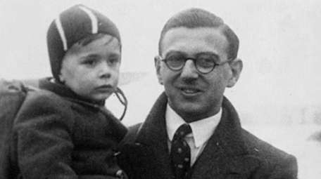 Nicholas Winton, an Englishman who organized the rescue