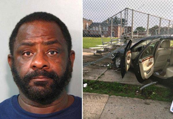 Jonathan Wade, 55, had been shot before he