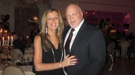 Joanne and Danny Marks of Oakdale celebrated their