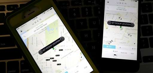 Uber is trying to transport the new sharing