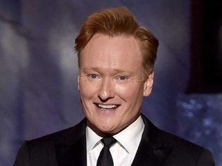 Conan O'Brien will broadcast from Comic-Con in San