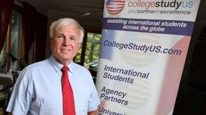 Gary Bergman, founder of College Study U.S., Inc.,