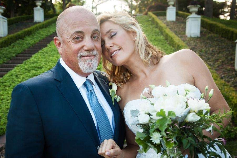 Billy Joel and Alexis Roderick got married on